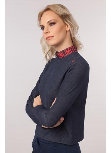 Bilcee Sweatshirt Lacivert
